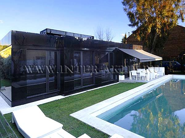 Villa high-tech a Stresa