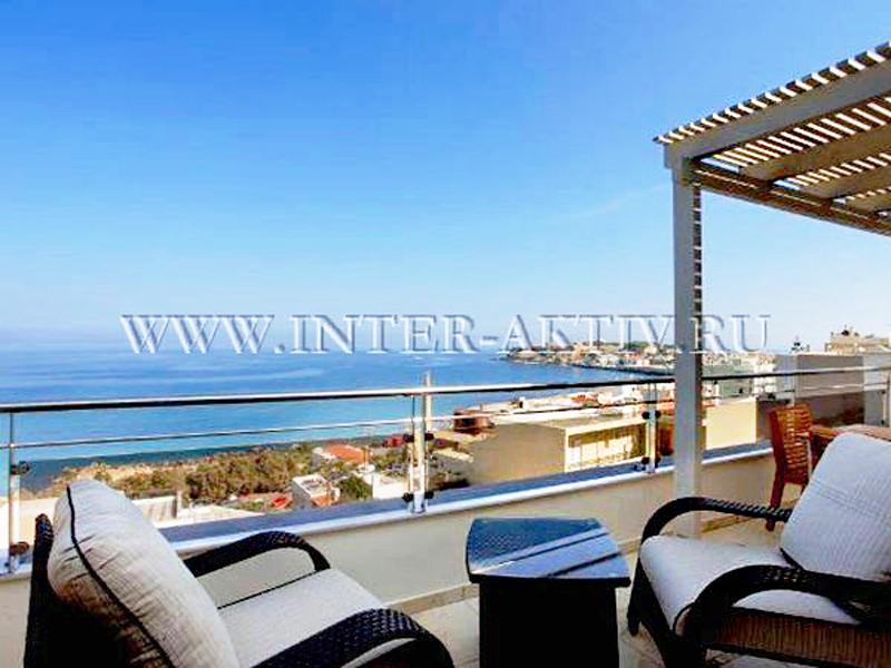 Апартаменты в греция у моря