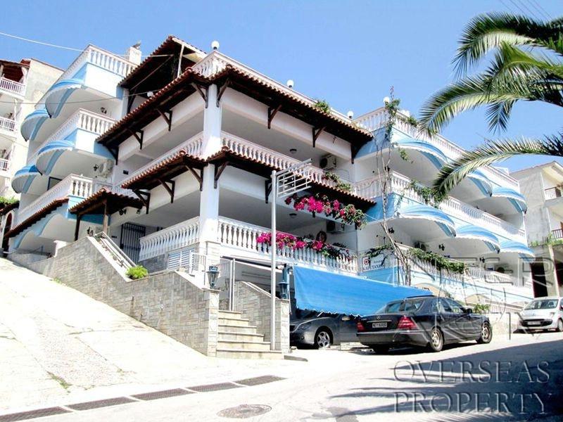 продажа отелей в греции