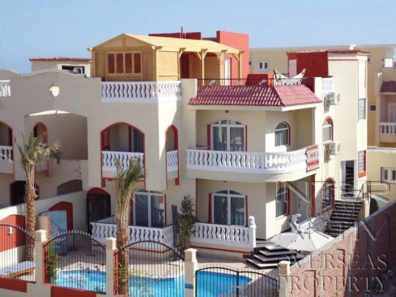 купить дом в египте у моря